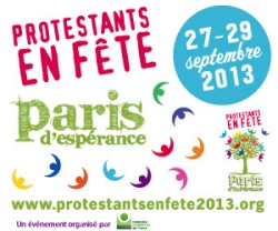 Protestants en fête 2013 - Paris